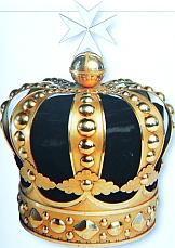 Мальтийская карона Крест